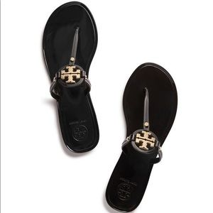 New Tory Burch Mini Miller Jelly Sandal
